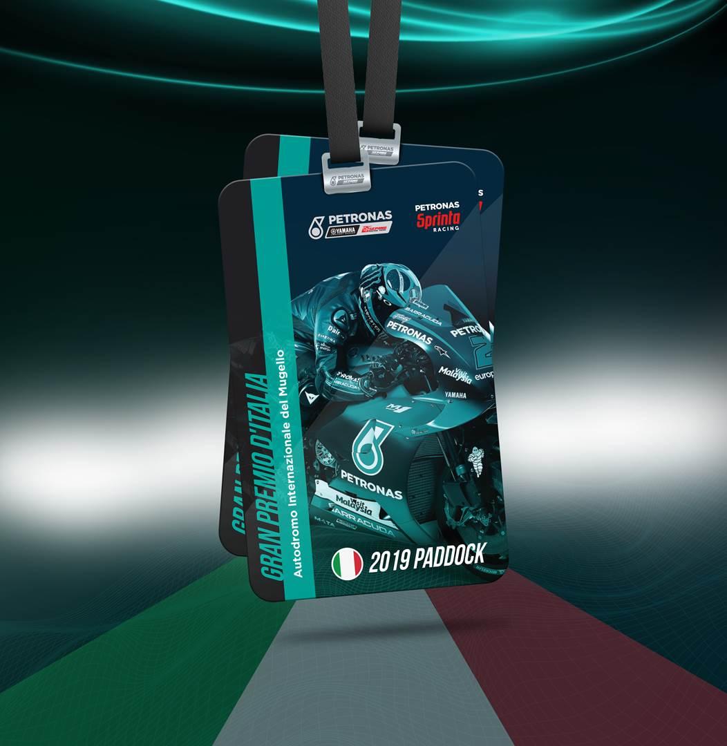 We have two paddock passes for @FrankyMorbido21's home GP! 🇮🇹 👉🏻 Follow us 🔁 Retweet 💬 Send us a message supporting the team in Italian The most original reply will win   #PETRONASYamahaSRT @MotoGP #SepangRacingTeam #PETRONASMOTORSPORTS #MotoGP