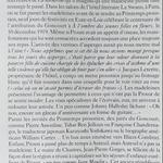 Image for the Tweet beginning: #revuedepresse : l'#HôtelLittéraire #LeSwann et