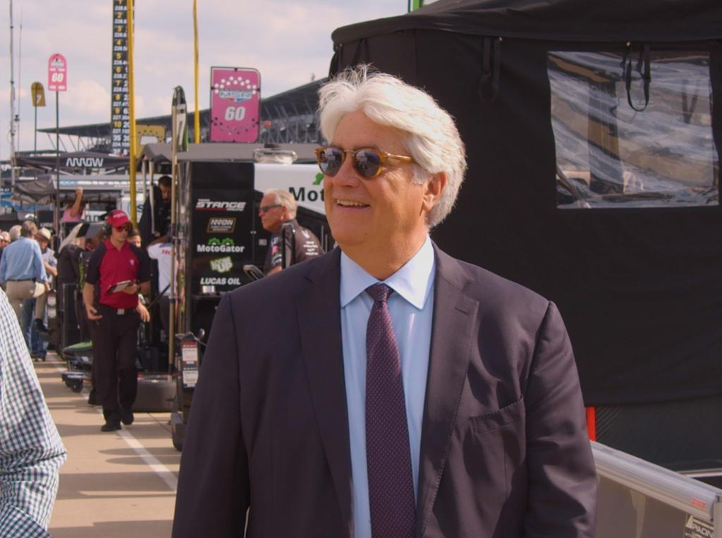 With new races, a new title sponsor and a new TV deal, the aptly named Mark Miles has rescued IndyCar from what appeared to be an irreversible spinout http://on.forbes.com/6013EljwW