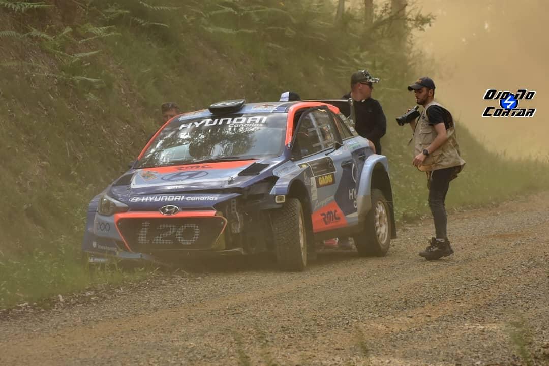 SCER + CERT: Rallye Terra da Auga - Comarca de Arzúa [24-25 Mayo] D7WSpDgXsAEoGyx
