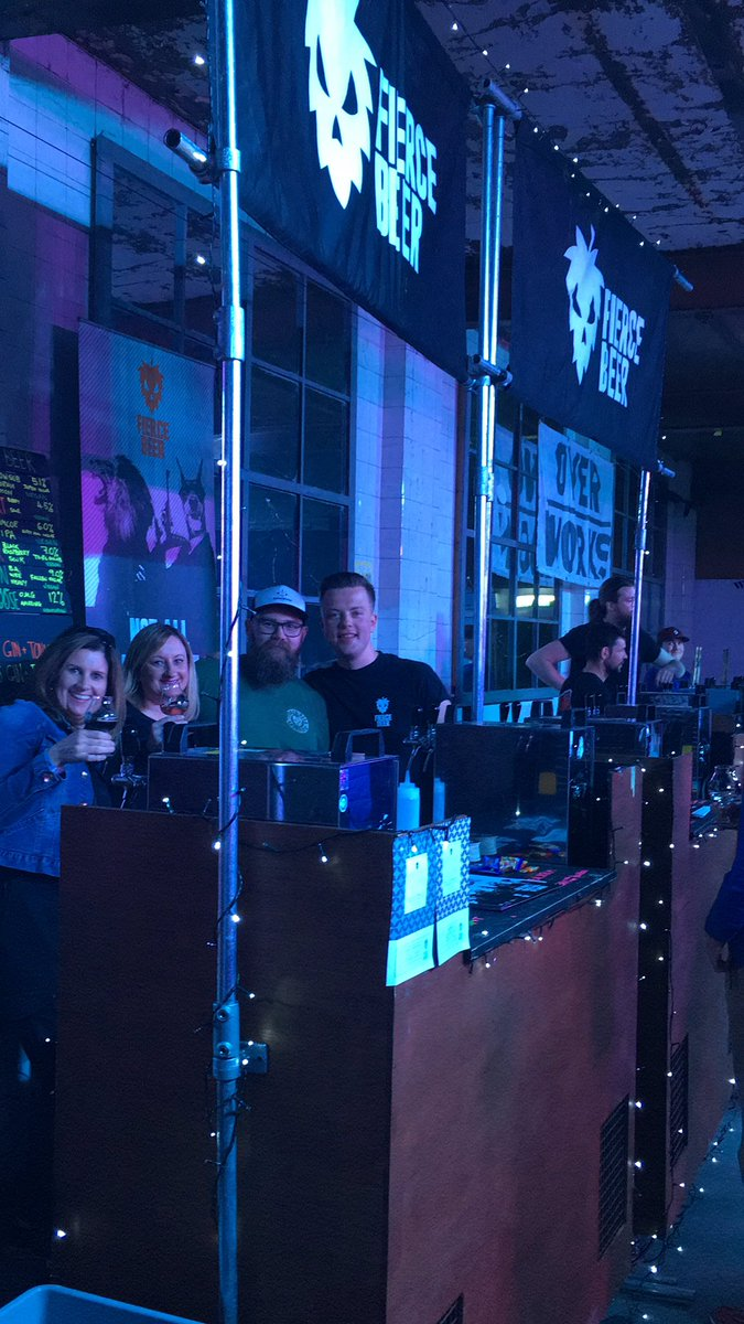Image for We have a crack team of ace @fiercebeer sales folks repping at @ECBFestival - nip down for a beer and a chat https://t.co/5vfzDcPs9w