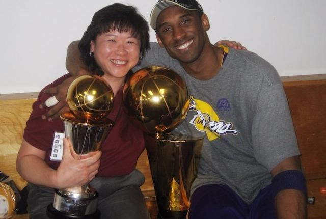 OFFICIAL: Lakers hire Judy Seto as new director of sports performance.   https://www. lakersnation.com/lakers-officia lly-hire-judy-seto-as-director-of-sports-performance/2019/05/24/ &nbsp; … <br>http://pic.twitter.com/bIzNsgzUeH