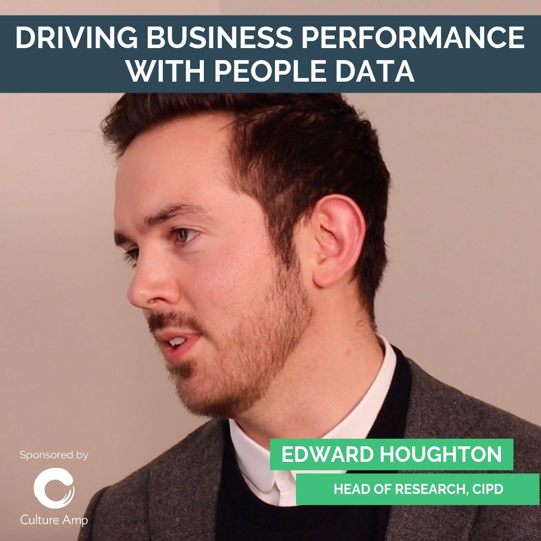 In this episode of the #DigitalHR Leaders podcast & video series  @david_green_uk interviews Ed Houghton at @CIPD  on Driving Business Performance With People Data http://ow.ly/JW5j50umDlz  #PeopleAnalytics #HRAnalytics #ethics #HR fr @HRCurator