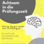 Image for the Tweet beginning: ‼️Nie wieder Prüfungs-Angst‼️ Achtsamkeit und