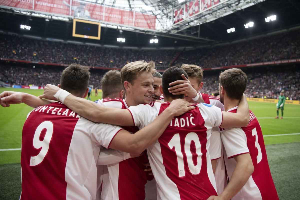 Check hier ALLE 175 goals van Ajax, de meest productieve club van Europa (video) http://dlvr.it/R5MMWC