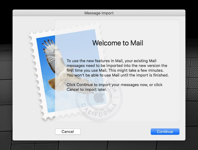 Fun Fact Fridays: I&#39;ve never had a desktop email app. Since the early days of Hotmail (and Yahoo mail) I&#39;ve been checking my emails in-browser. Outlook was gross back in the days—and I&#39;ve never bothered setting up macOS&#39;s Mail app. No idea what happens beyond this screen:<br>http://pic.twitter.com/EnrUTnuy4e