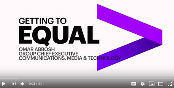 #Equality drives #innovation. So how can you foster a culture of equality in your business? Our Group Chief Exec, @OmarAbbosh offers his point of view in this video:   https://www.youtube.com/watch?v=FRp-LKolNy4…