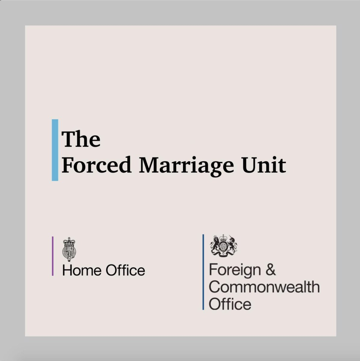 """""""We are directly interacting with victims, helping save them and changing their lives."""" Dave Myers is the Joint Head of the @FMUnit, a @ukhomeoffice & @foreignoffice team that tackles #ForcedMarriage. Watch the video to find out more about their essential work. #DayOfMemory"""
