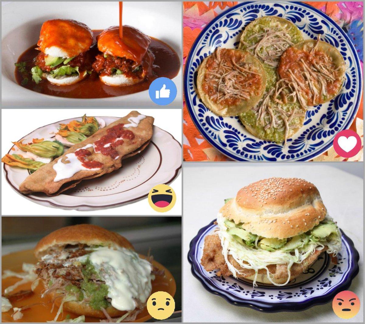 """Puebla Turismo Twitterren: """"Reacciona a nuestros más suculentos encantos  culinarios.🍽 Chanclas, Molotes, Pelonas, Chalupas o cemitas.😍 ¿Cuál de  estas delicias prefieres?🧐🍴 #FelizViernes… https://t.co/TSivOr43cy"""""""