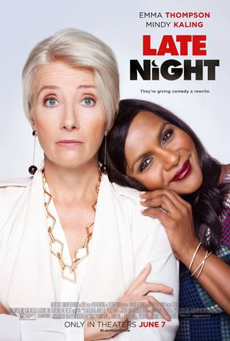 Want to see an advanced screening of the new film @LateNightMovie?  Click the link below to access to 2 free tickets to a screening next week Wednesday (5/29) at 7pm!http://www.amazonscreenings.com/HollywoodNOWLateNight…#LateNightMovie
