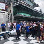 He did it! @Oliver_Askew wins @IMS! #IndyLights #Indy500