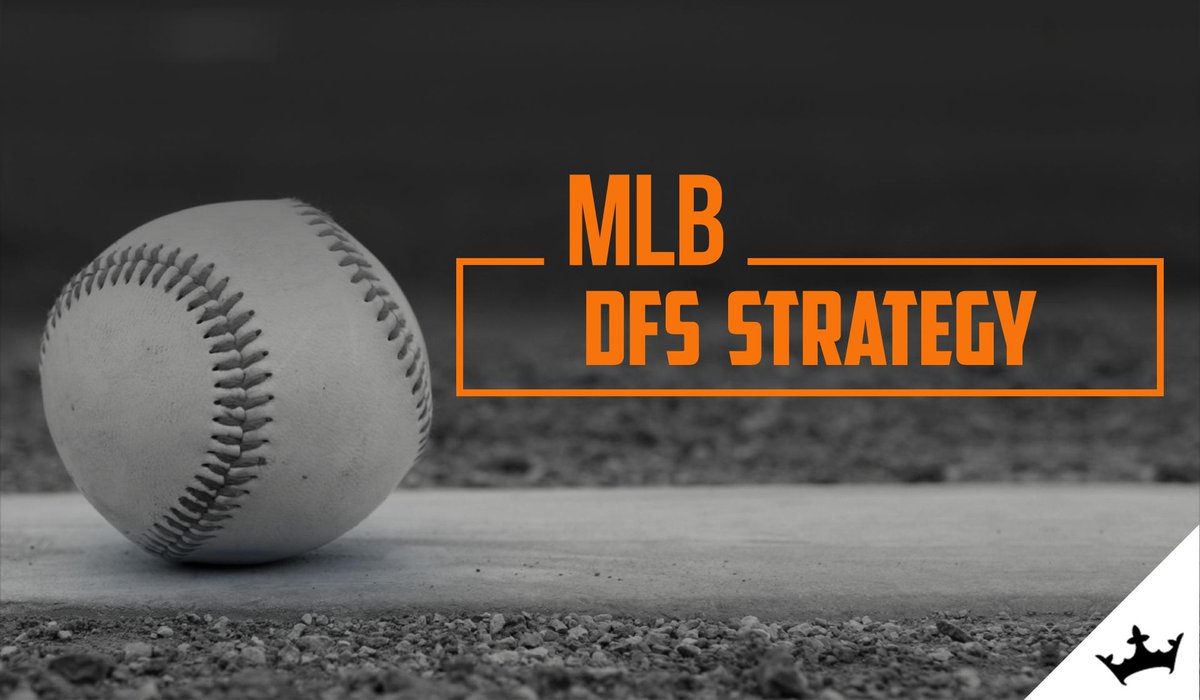 MLB | 5/24  🗒 Picks @GarionThorne: https://dkng.co/2wiPpqA  🗒 Cheat Sheet @SBuchanan24: https://www.draftkings.com/playbook/mlb/fantasy-baseball-cheat-sheet-mlb-picks-preview-may-24/…  🗒 Stacks @julianedlow: https://www.draftkings.com/playbook/mlb/fantasy-baseball-stacks-offenses-target-may-24/…  🗒 Values @ZT_Sports: https://dkng.co/2WssbwG  🗒 Pitchers @timfinn521: https://dkng.co/2MhTKoy