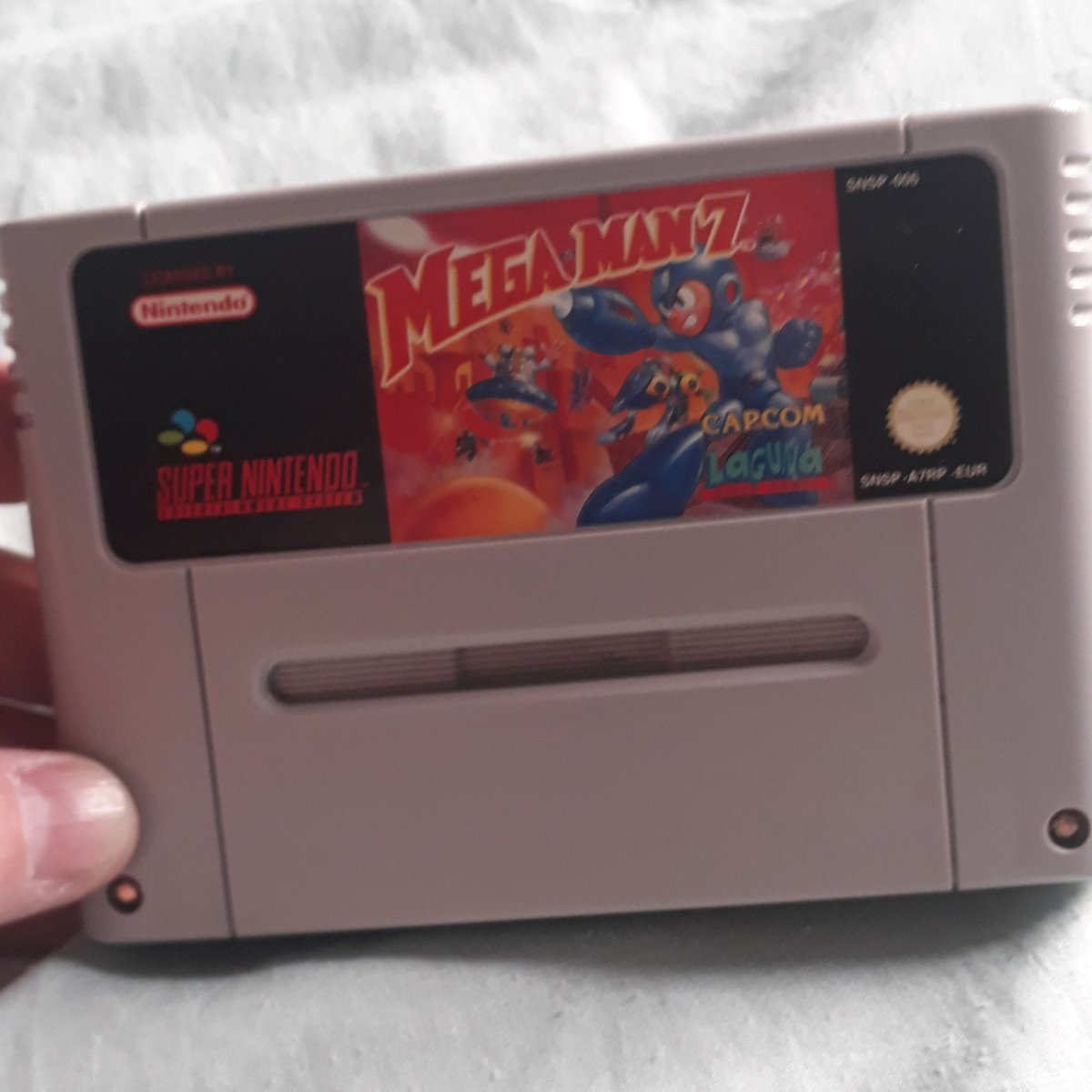 Happy #SNESFriday. Sorry I haven't really been around as much. Just getting ready to move home 😁  For the meantime, here's my entry for #MegaManWeek. https://t.co/qsid4s3fB7