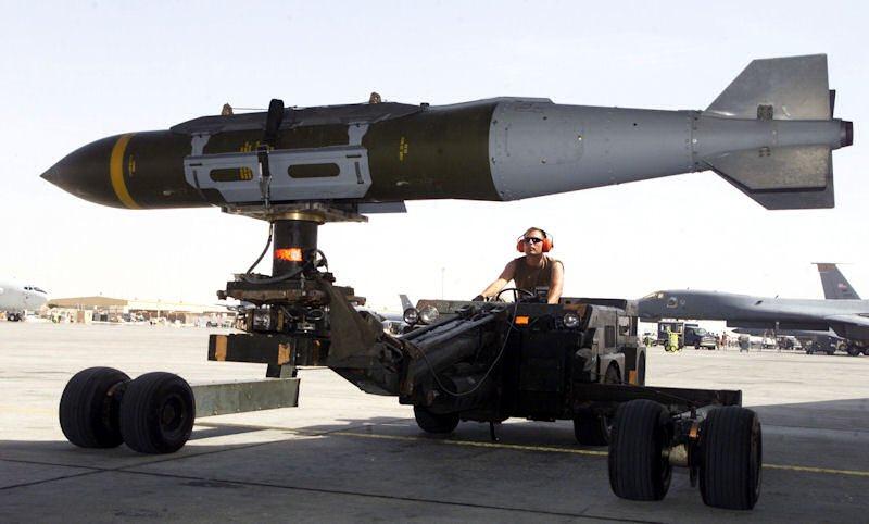 إدارة ترامب تعلن عن مبيعات أسلحة للرياض وأبوظبي متجاوزة الكونغرس D7Wt6P-WkAAdOHG