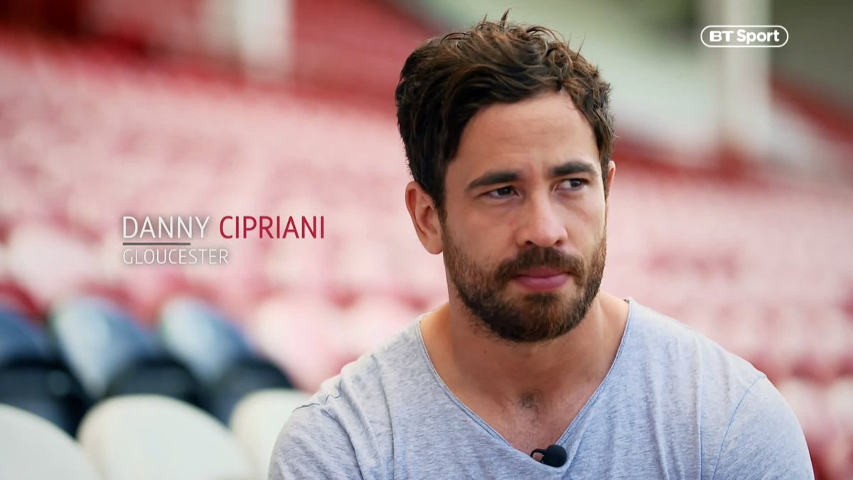 • Impressing the boss • Leading by example • Making the right decisions  The man of the moment 🙌  Danny Cipriani sat down with @andNickMullins for a fascinating chat about a fantastic first season at @gloucesterrugby!