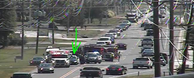 Accident - NB Steele Creek Rd (NC 160) before Westinghouse Bv #clttraffic #clt<br>http://pic.twitter.com/ED7n3cPSv9