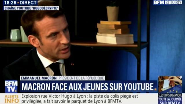 Esplosione a Lione, Macron arriva in ritardo e ann...