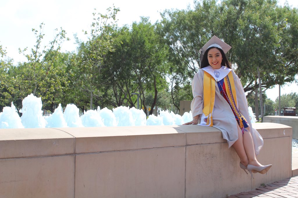 so proud to be a raider, these past four years hold memories i will cherish forever 🖤 long live PSJA North 🎓 #ClassOf2019