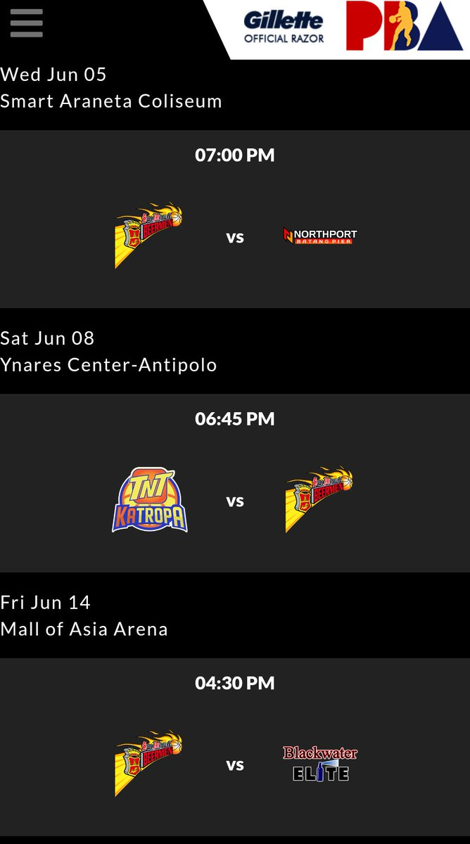 SMB Schedule for this Comms Cup. Save the dates!<br>http://pic.twitter.com/bfHeFQd6yB