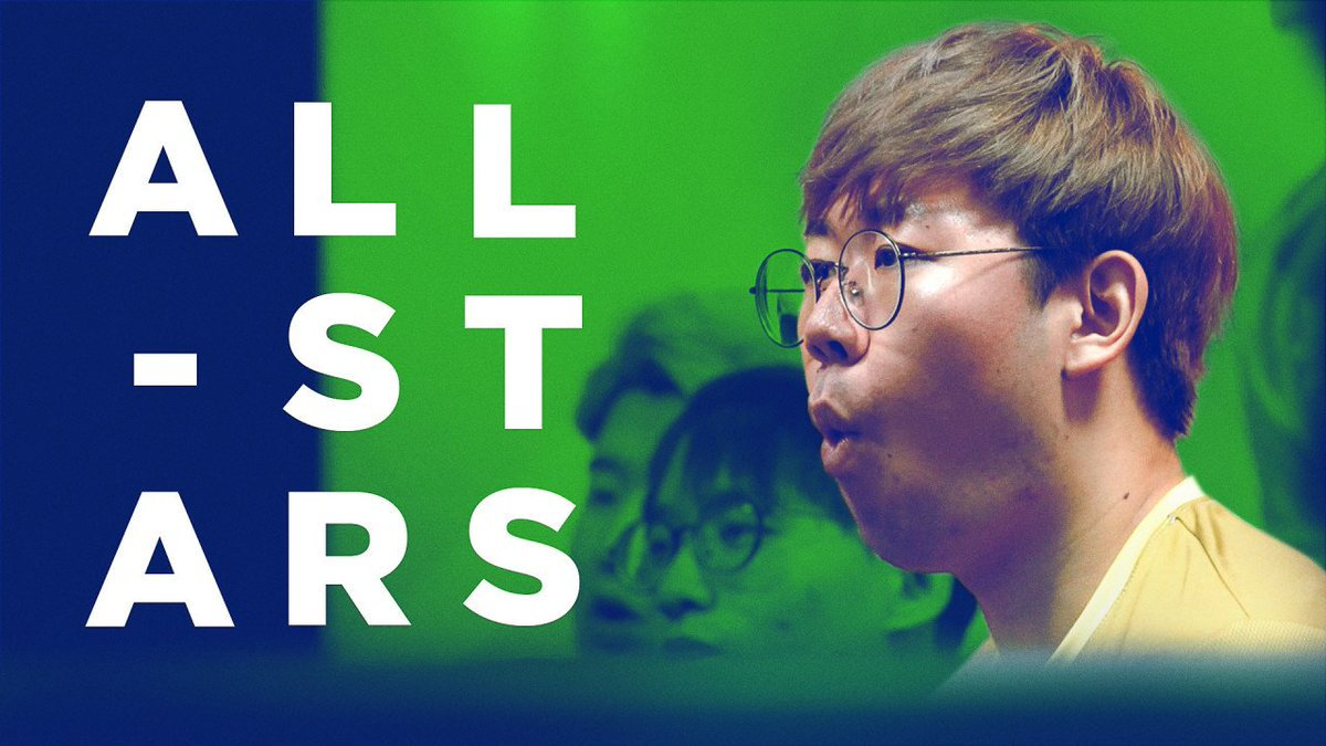 All Stars featuring 5 Titans and a ton of shenanigans! Genji highlights and loads of smiles this way https://youtu.be/VD9bPjIsI2Q !  #ForceOfNature