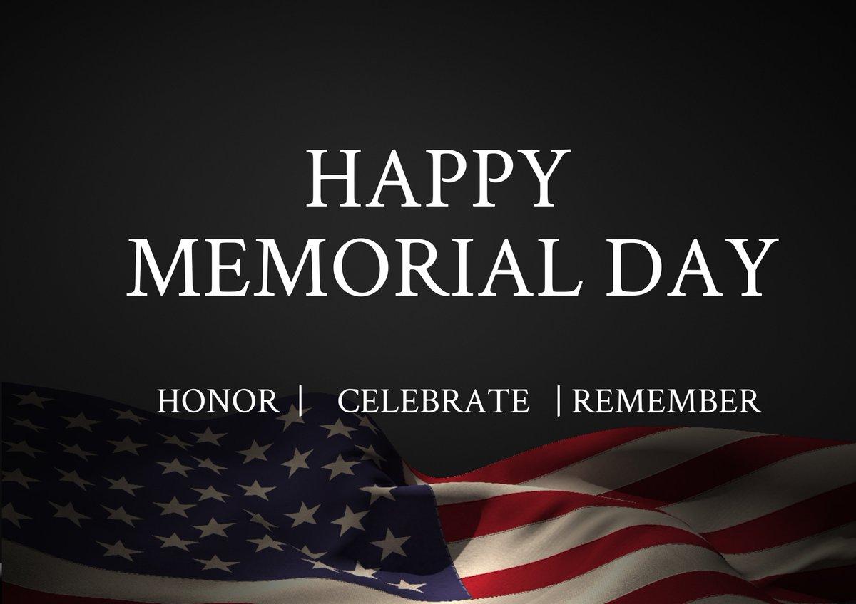 Always Remember, Always Honor. #MemorialDayWeekend #military #veterans #USA #america