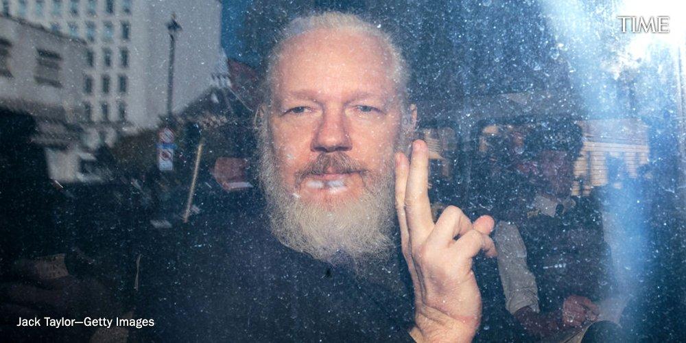 The danger in prosecuting Julian Assange for espionage http://mag.time.com/x0S0Mr8