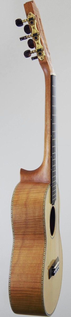 Hohner spruce okume 6 string tenor ukulele