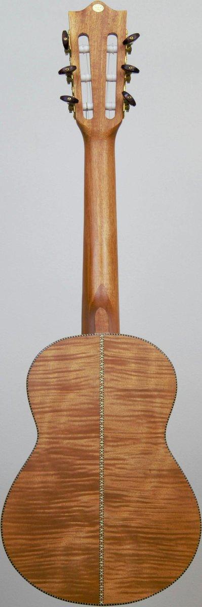 Hohner spruce okume lili'u tenor ukulele