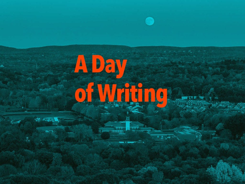 A Day of Writing: Come spend an uninterrupted day working on a writing project. designincubation.com/design-events/…