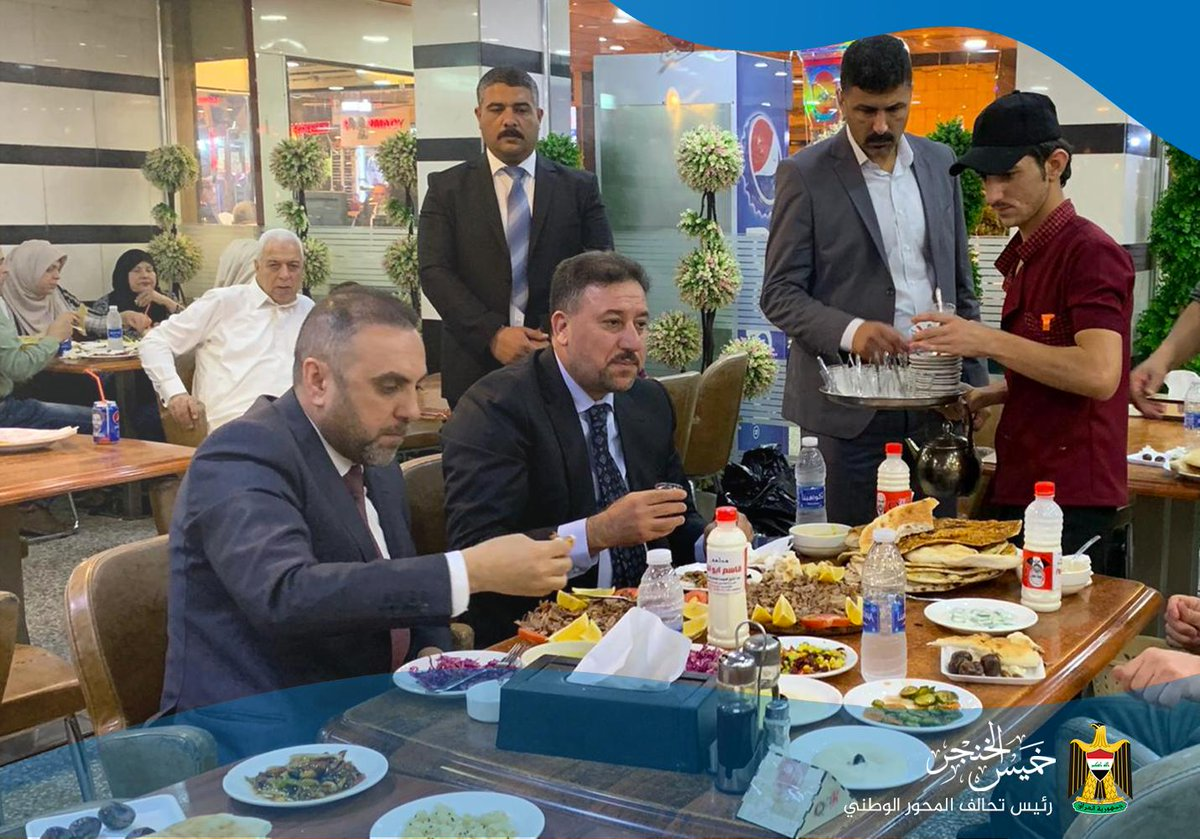 الشيخ خميس الخنجر:تبقى الأعظمية عنوانا كبيرا للأخوة والوحدة الوطنية