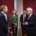 Presidente Sebastián Piñera se reunió con Brad Smith, Presidente de MicrosoftCorporation https://t.co/3jxIq1HF6Q