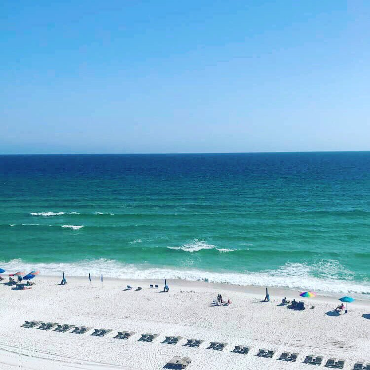 Beautiful day in Panama City Beach @spann<br>http://pic.twitter.com/3kUYX32V5a
