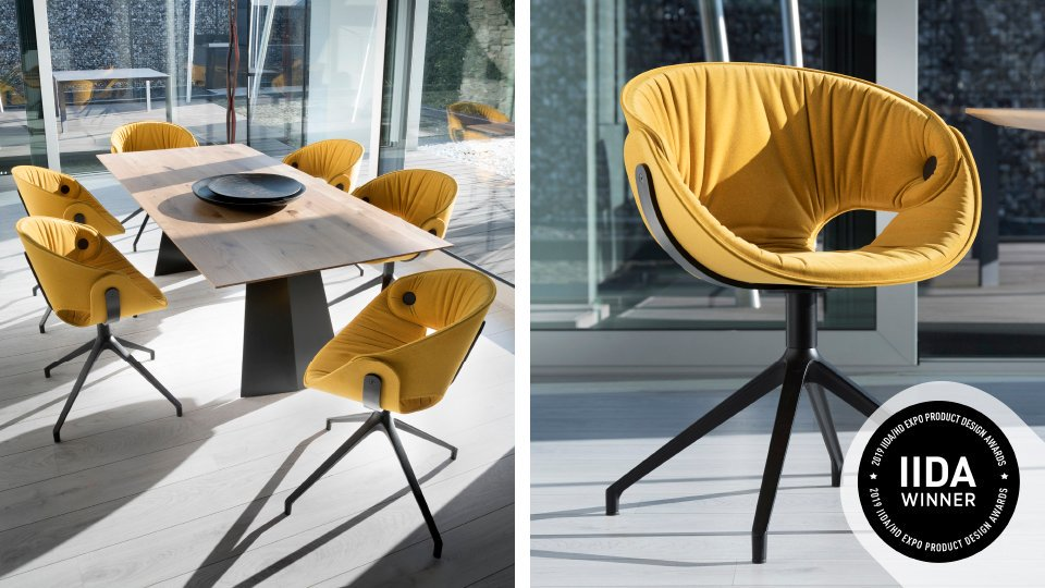 We had a great time at HD last week. We are excited to announce we took home three awards this year, one of which was Best of Competition for the new Flat Soft chair from our Tonon collection. Click below to read more about the win! 🎉  https://t.co/tpitAu05Fl