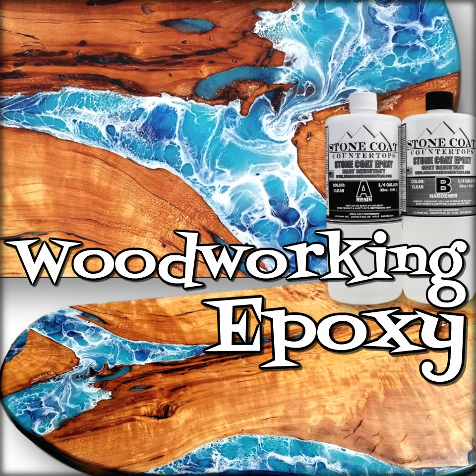 DIY Easy Woodworking Epoxy Learn all the tips and tricks