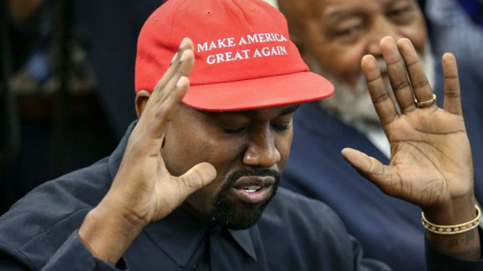 Kanye West: &quot;Liberals bully people who are Trump supporters&quot;  http:// hill.cm/se8EgyG  &nbsp;  <br>http://pic.twitter.com/RCDpx78fmB