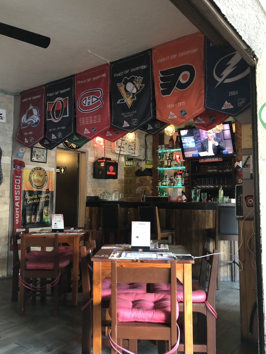 Having #poutine in #Mexico!  – at Los Tabernacos Bistro Lounge