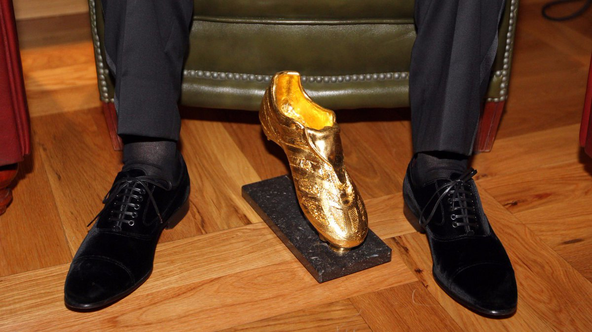 These boots were made for winning!