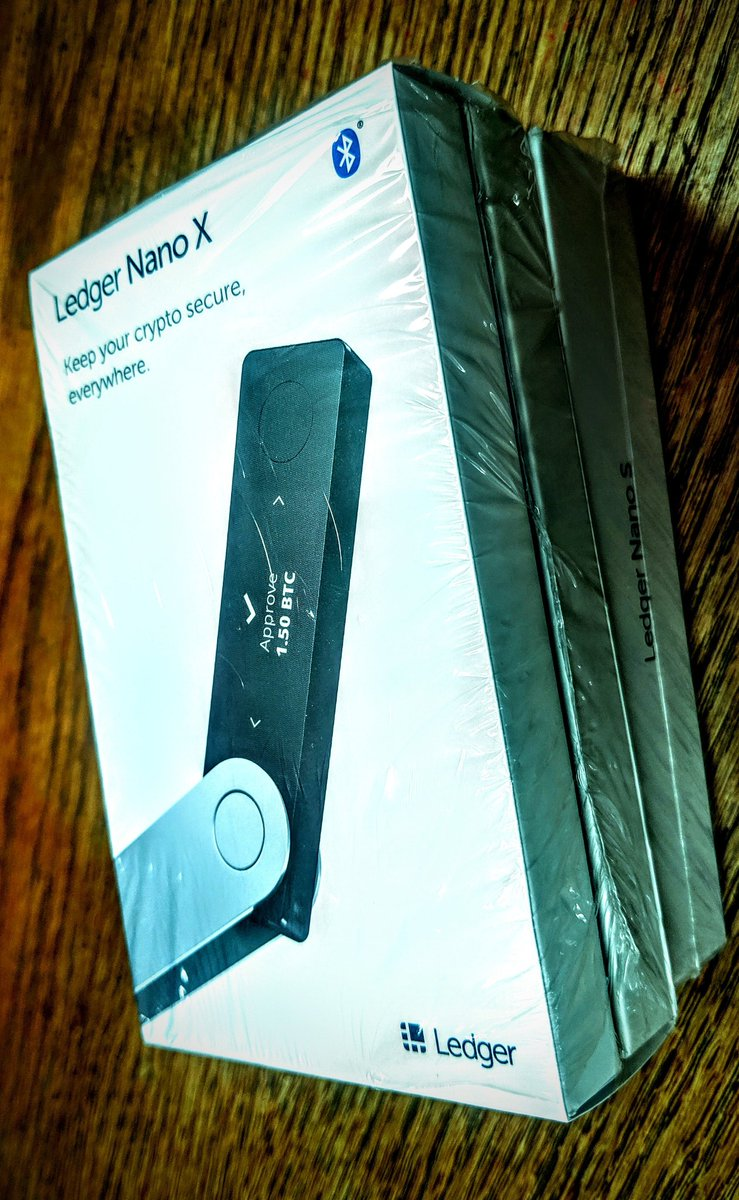USA seller ~ IN STOCK!! Ledger Nano S Cryptocurrency Wallet ~ FACTORY SEALED