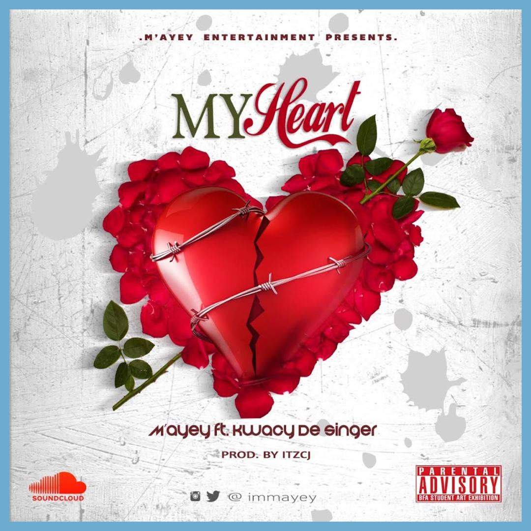 NEW MUSIC. Enyoy this Highlife vibe🔥🔥🔥 by @immayey featuring myself prod. By @CJbeatz_808  https://soundcloud.com/mayeyofficial/myheart…