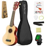Steal!! Soprano Rainbow Ukulele Beginner Pack-21 Inch w/ Gig Ba for only $33.99 https://t.co/Pdlh3LNYvO