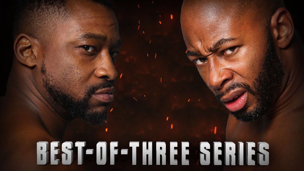Jay will have an #2OutOf3Falls Match before his #ROHWorldTitle rematch? Unbelievable! Good luck, guys.