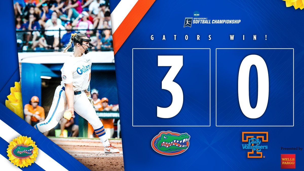 Gators Softball's photo on Kelly Barnhill
