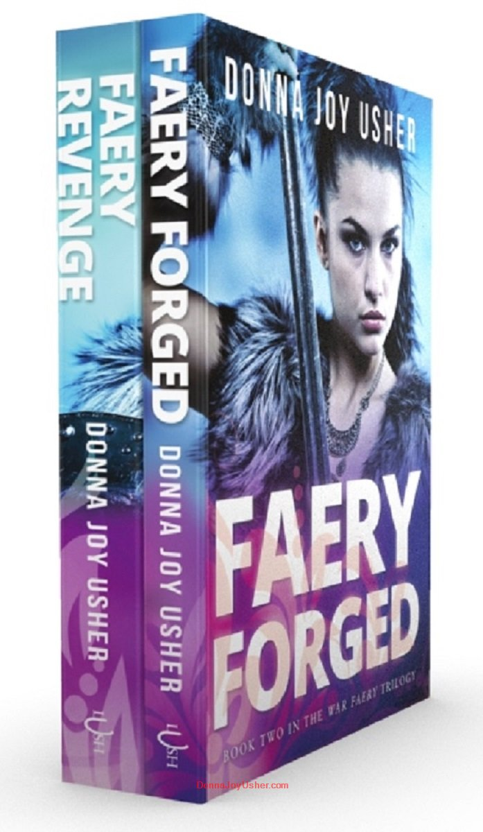 Already read #FaeryBorn? Save money and get Books 2 & 3 in this #Epic #FantasyTrilogy http://dld.bz/geq5G