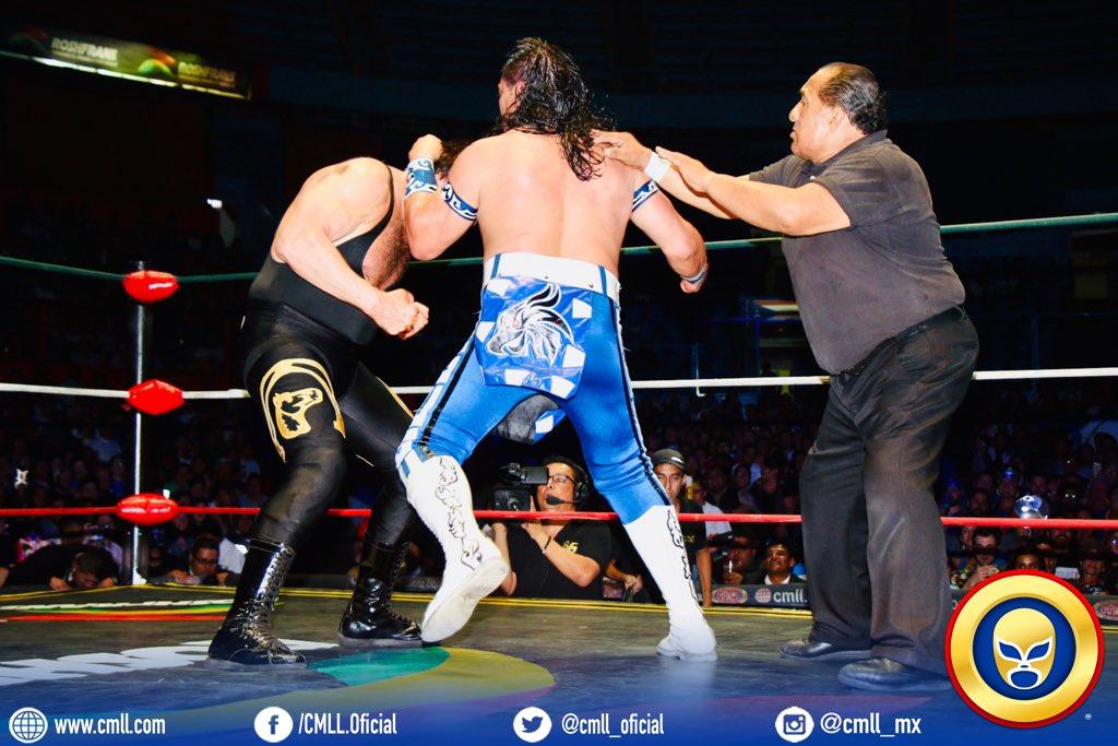 Una mirada semanal al CMLL (Del 23 al 29 de mayo de 2019) 3