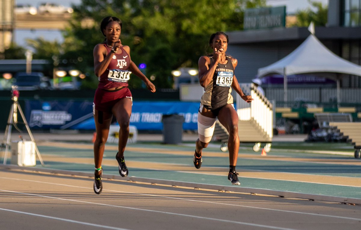 Track and Field - Texas State Athletics