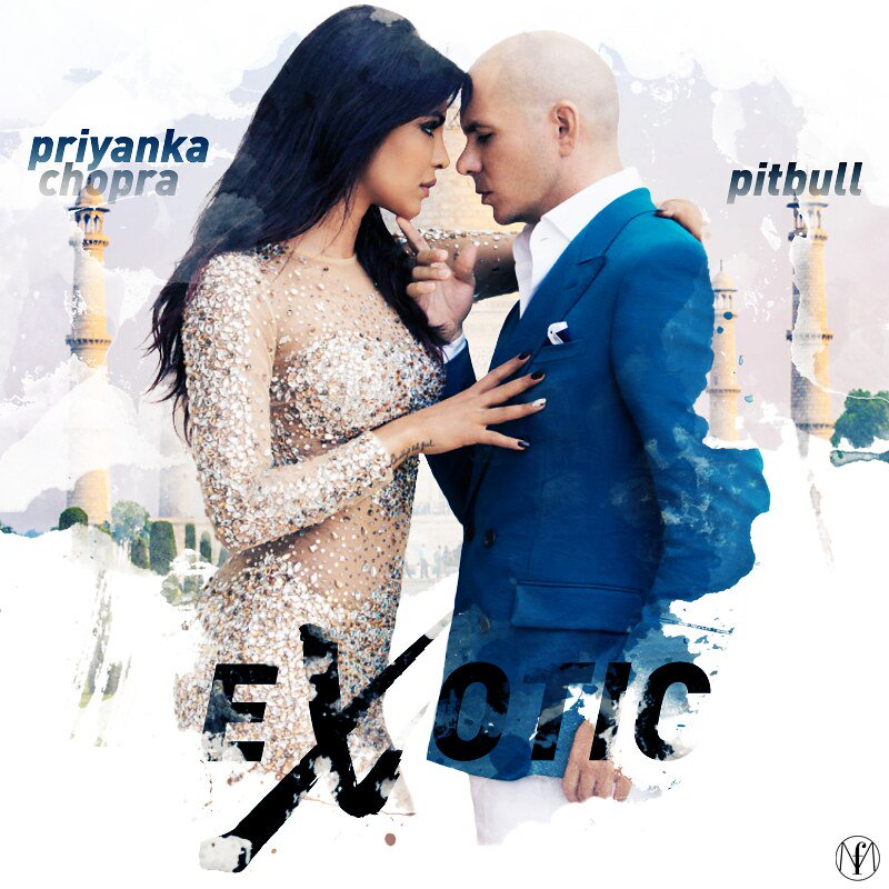 Priyanka Chopra is the ONLY Bollywood actress to have her song charted in Canadian Hot 100 at #74 with Exotic featuring Pitbull. <br>http://pic.twitter.com/4UI3N80iH0