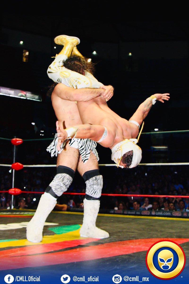 Una mirada semanal al CMLL (Del 23 al 29 de mayo de 2019) 4