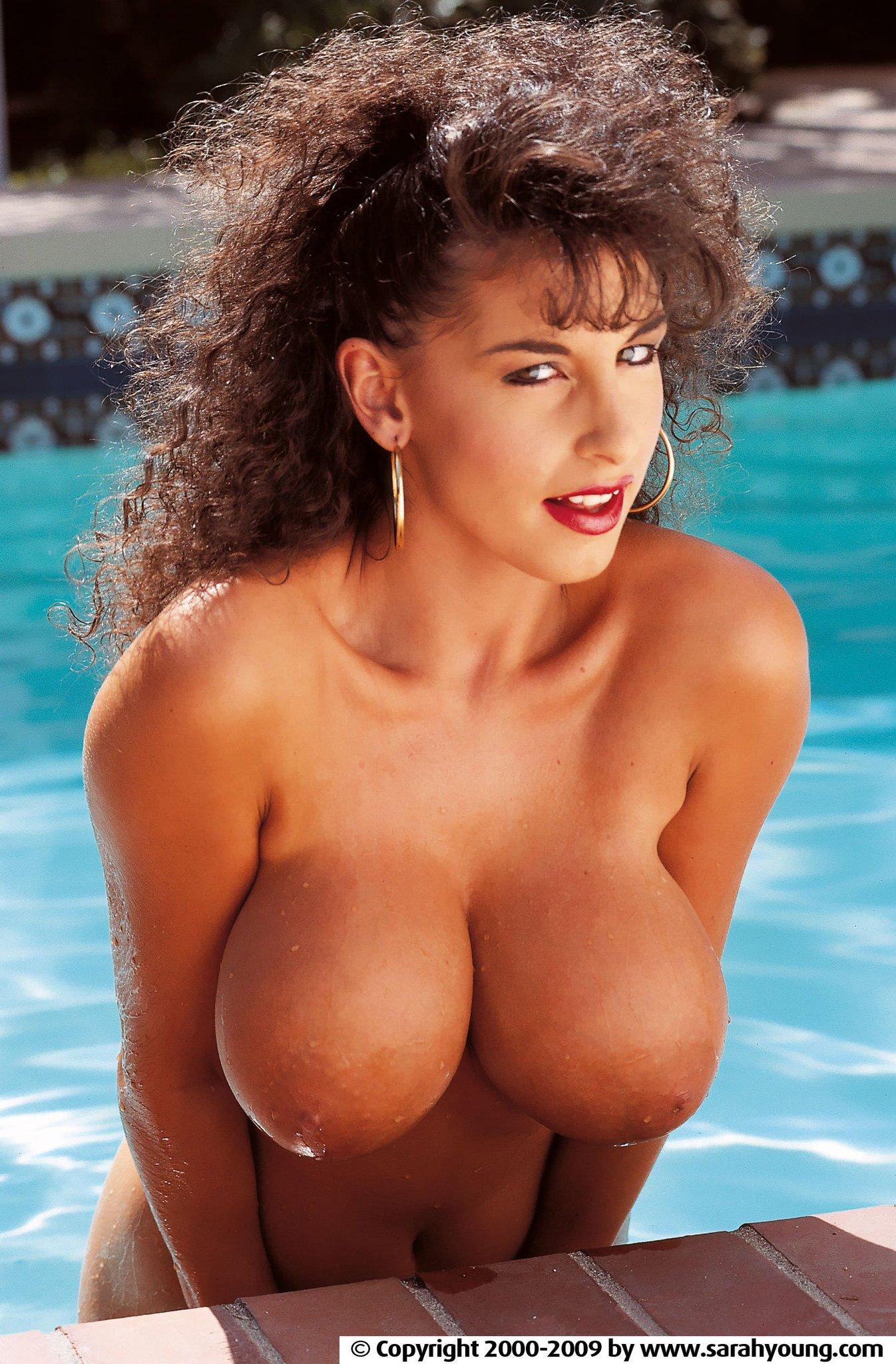 Nude sarah young Sarah Young