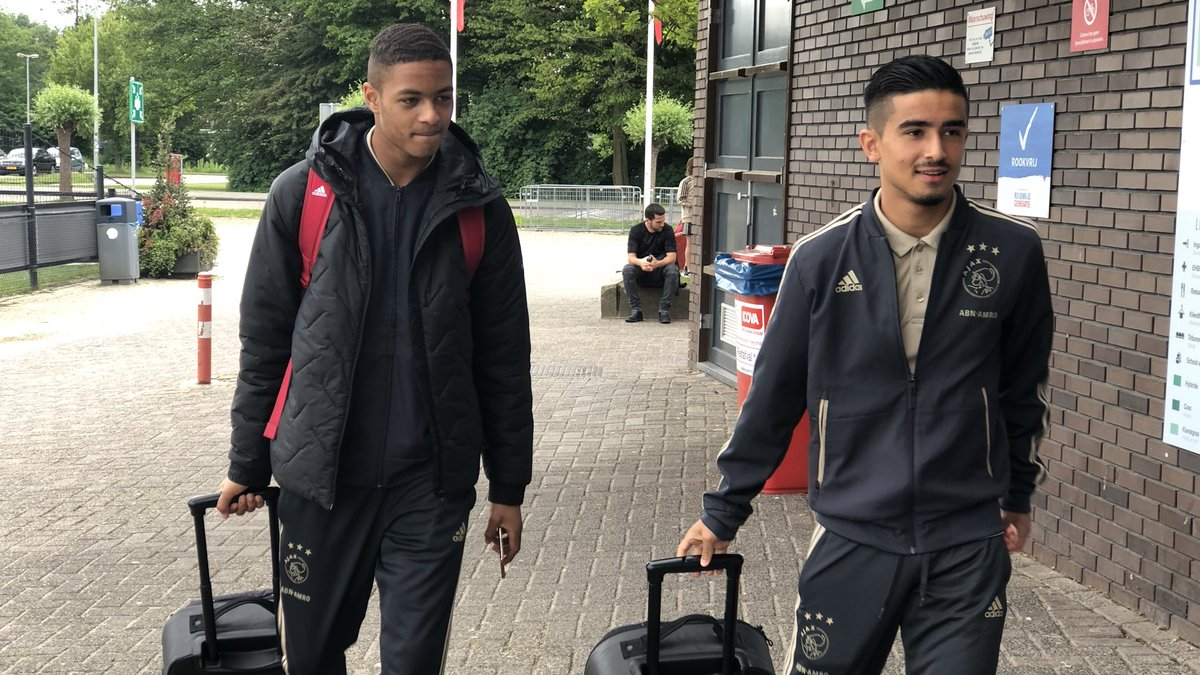 Our youngsters are here! #AjaxO19 #ajafey
