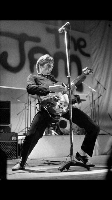 Happy Birthday Mr Paul Weller